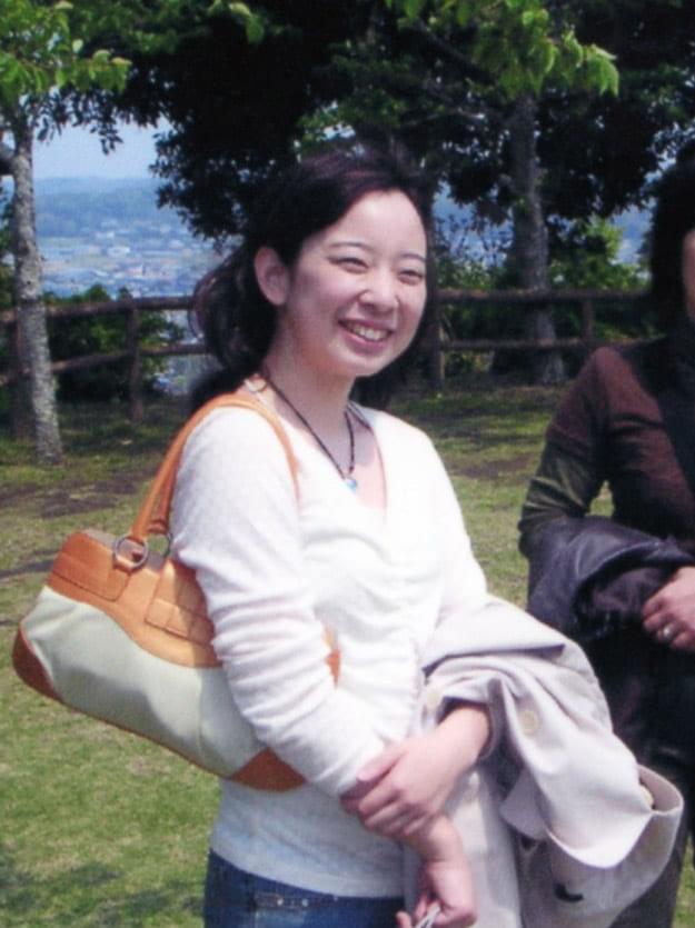 吉良よし子 社会人時代